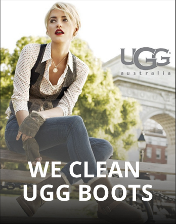 WE CLEAN UGG BOOTS